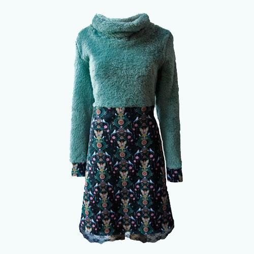 warme jurk, Elizz