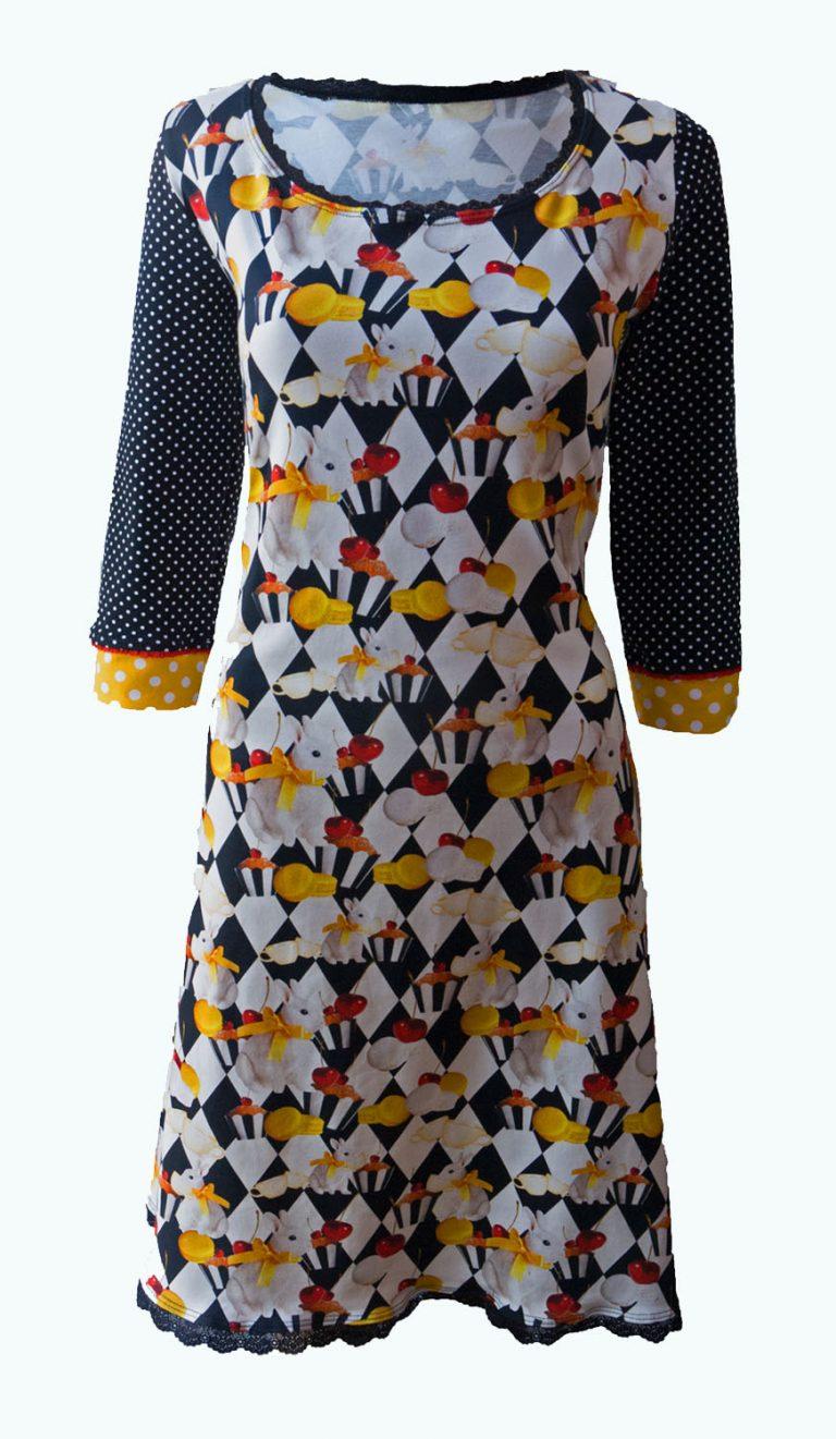jurk met konijnen, Elizz