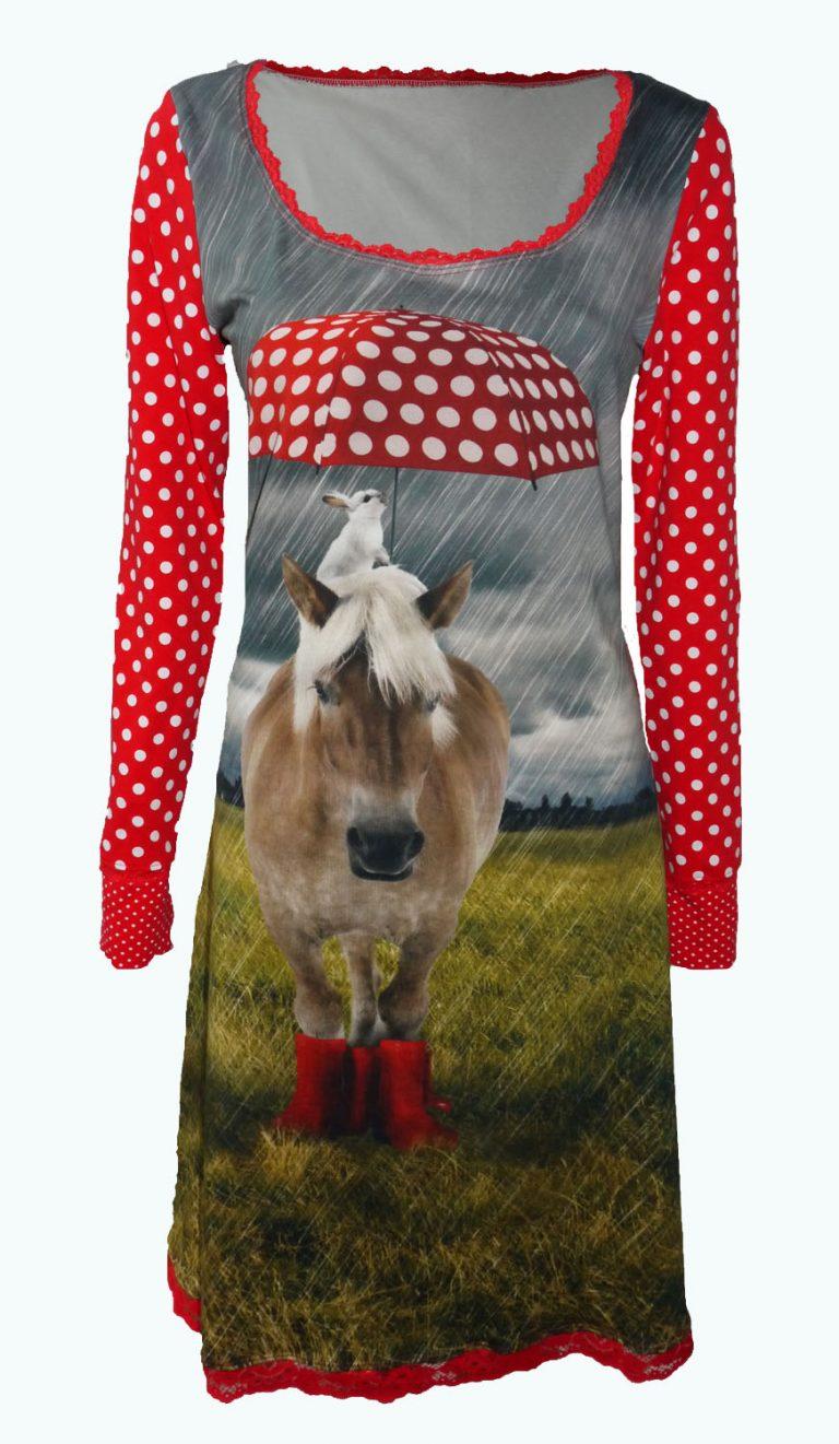 jurk met een paard, Elizz