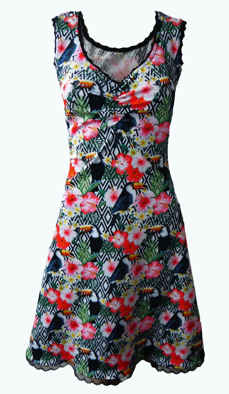 zomerse jurk, Elizz
