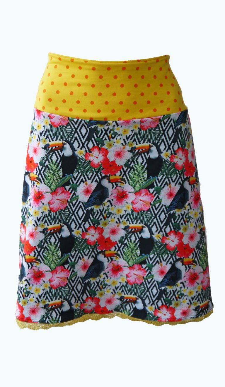 zomerse rok, Elizz