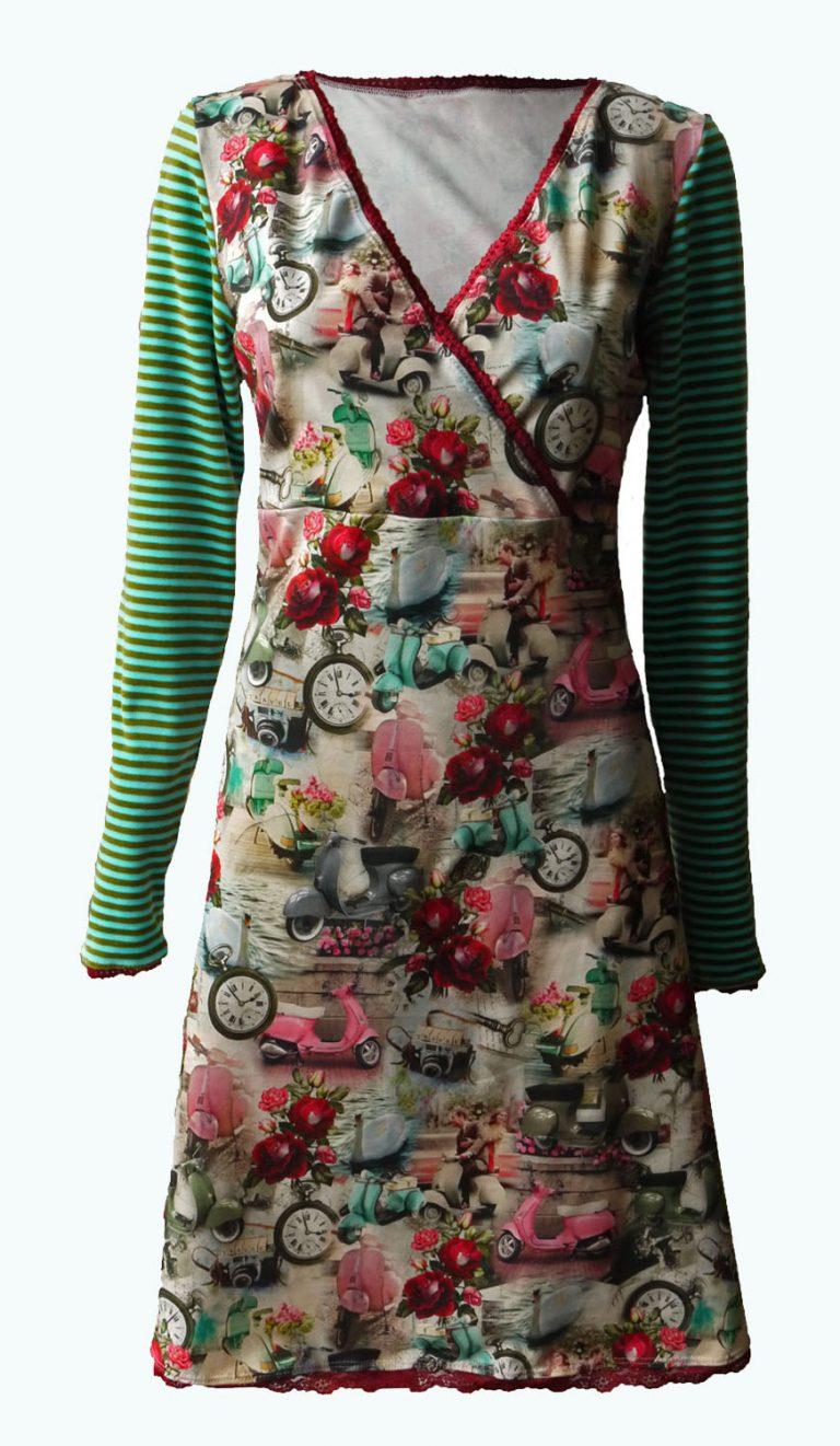 romantische jurk, Elizz