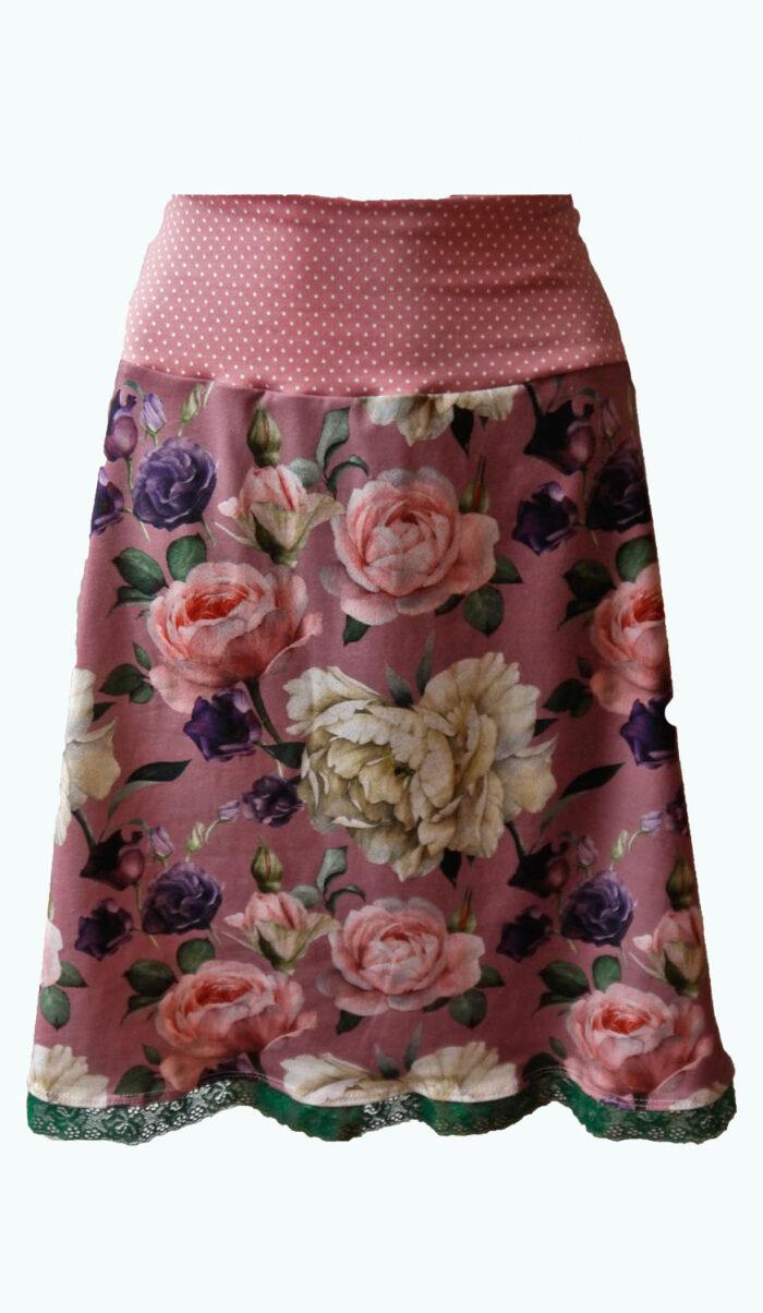 oudroze rok