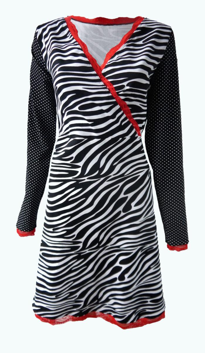 Appeal, zebra print, Elizz