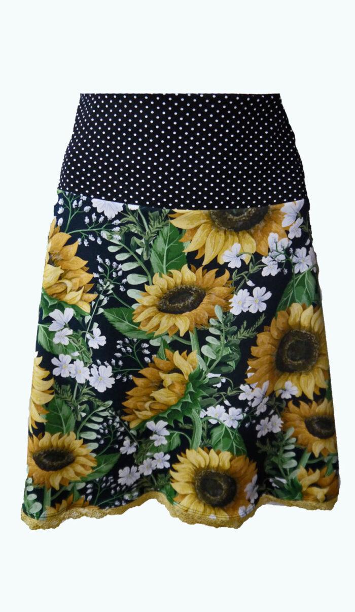 Miracle, Elizz, rok met zonnebloemen
