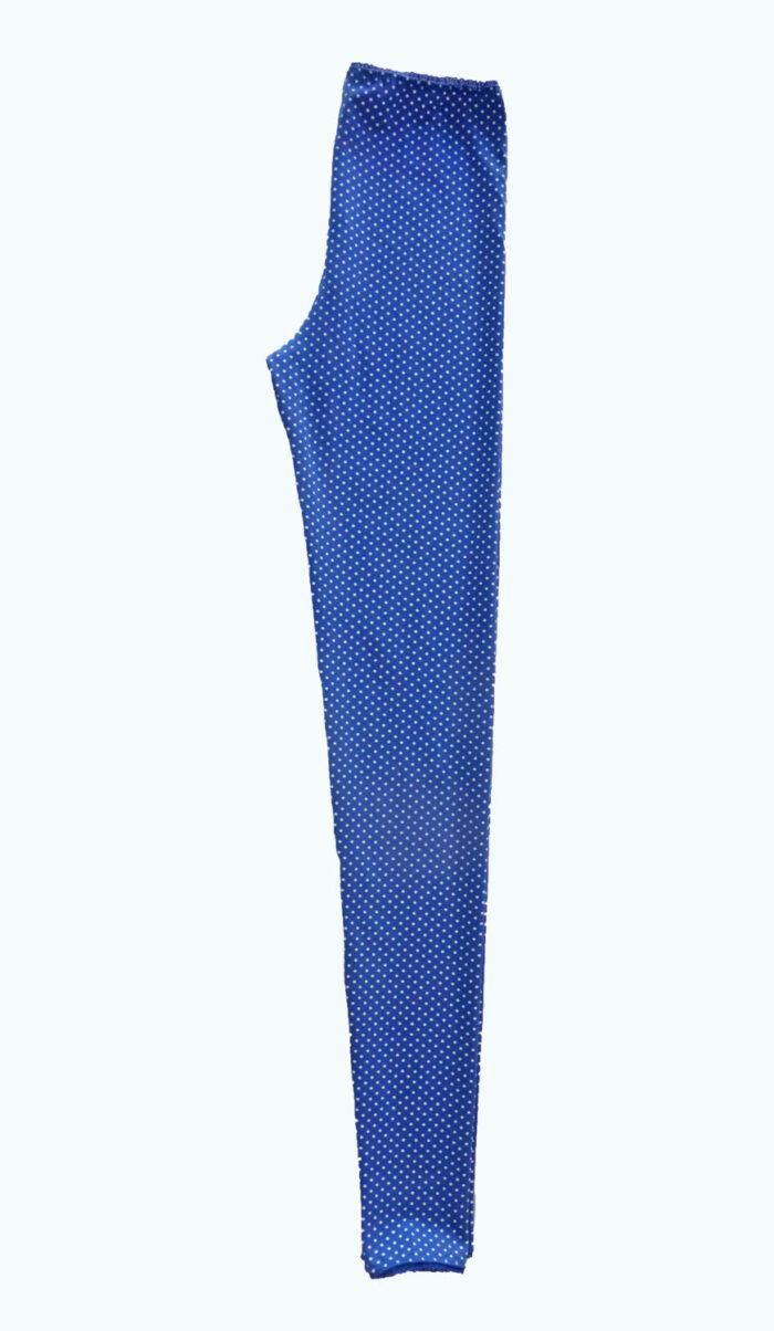kobaltblauwe legging, Elizz